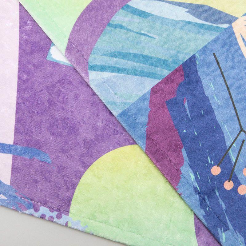 custom rugs fabric options