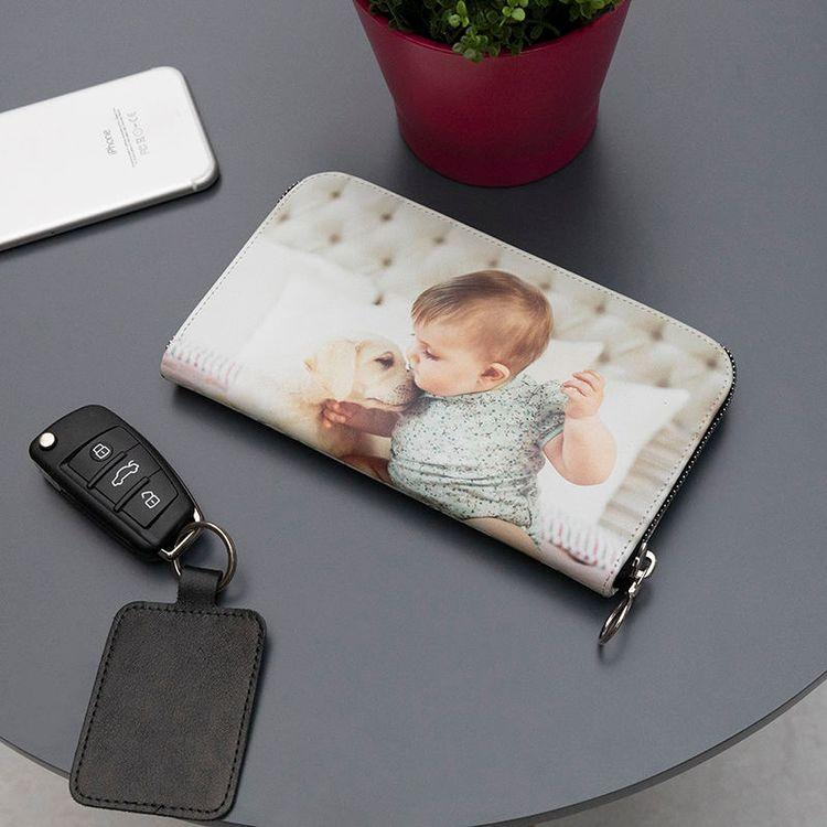 Personlig fotoplånbok