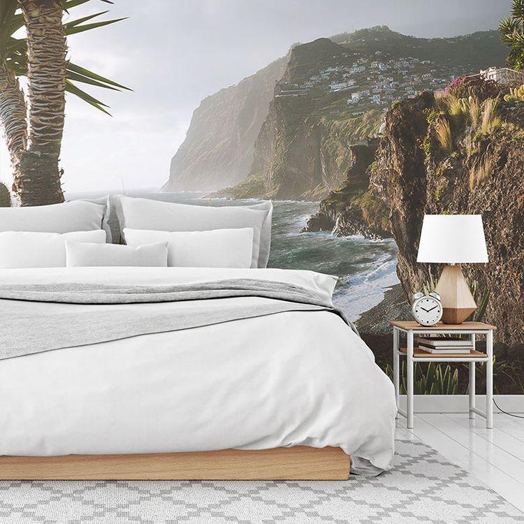 Fototapete für Schlafzimmer bedrucken | Schlafzimmer Tapete