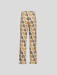 custom dog face pajamas