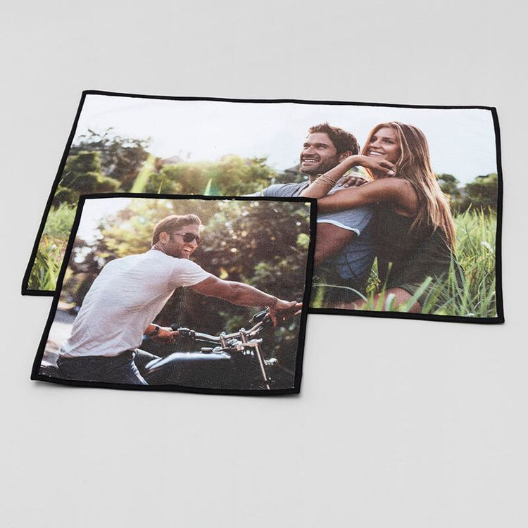 toallas personalizadas pareja foto