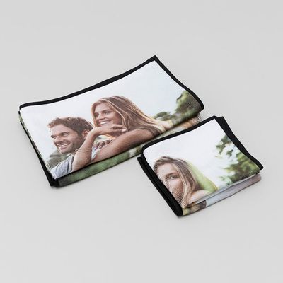 personalised towel sets