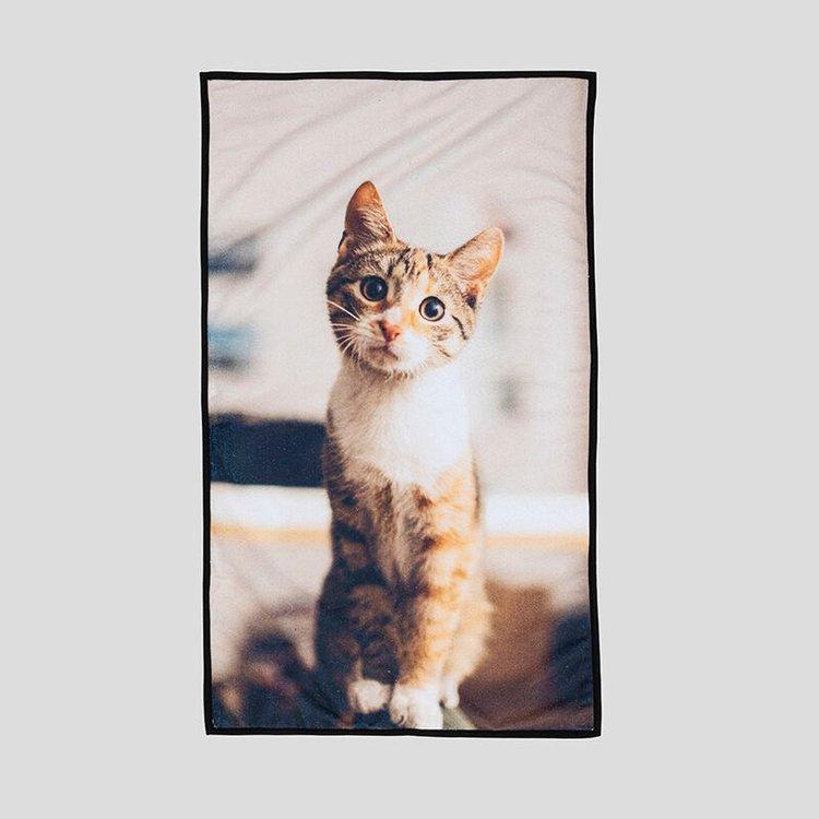 Personalized Pet Towel