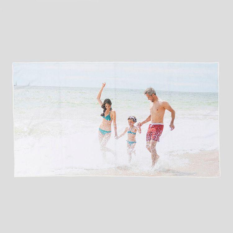 Strandtuch bedrucken