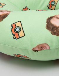 face neck pillow