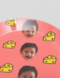 Plate Face print