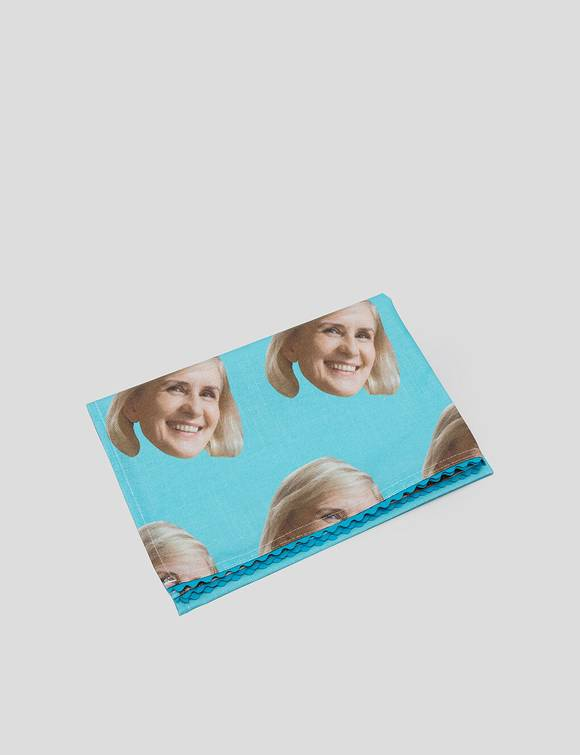 face tea towel