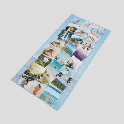 toalla personalizada con fotos hombre