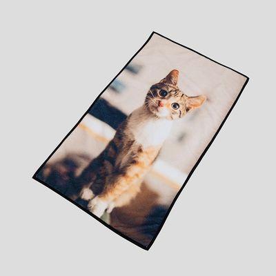 gepersonaliseerde handdoek huisdier