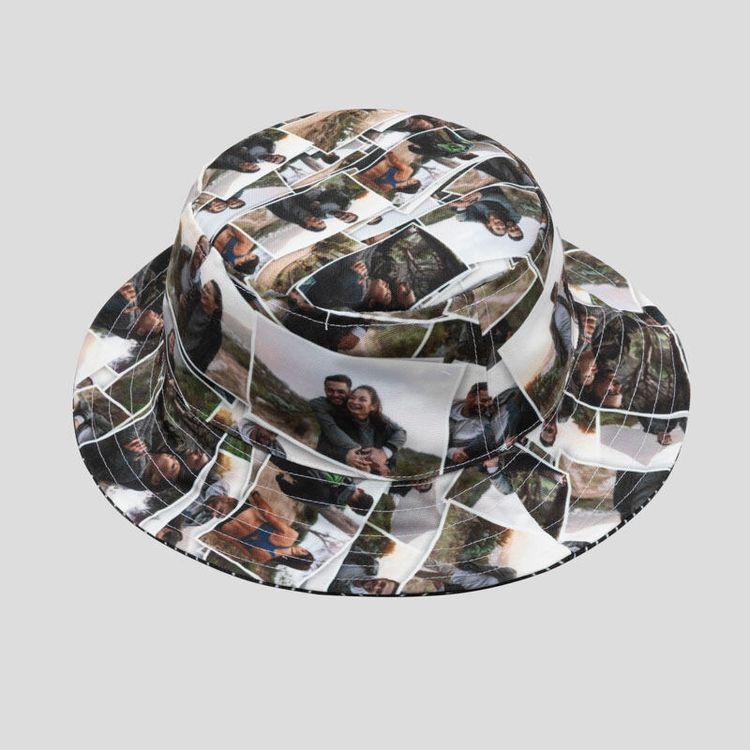 gepersonaliseerde bucket hat