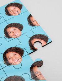 puzzle mit gesicht bedrucken