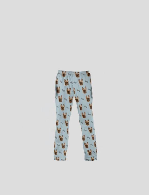 custom dog face pajamas UK