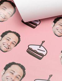 face gift wrap
