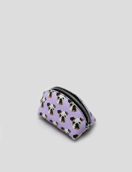 face shell coin purse