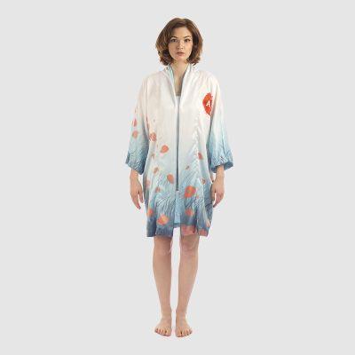 bata personalizada despedida soltera kimono