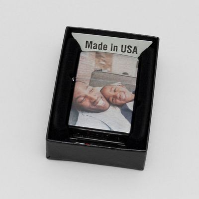 personalised Zippo® lighter