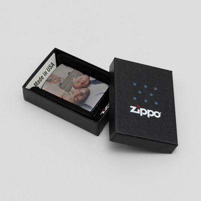 mechero zippo personalizado caja presentacion genuina regalo original