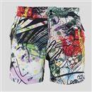 print on demand men's shorts