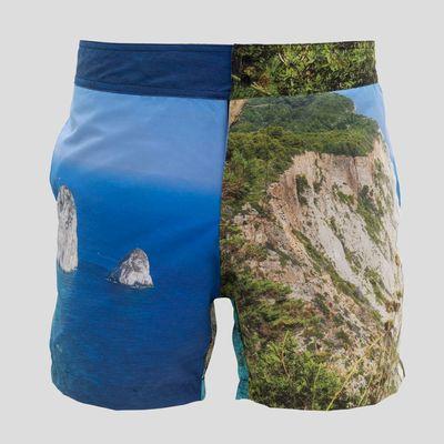 bermudas pantalon corto personalizado hombre