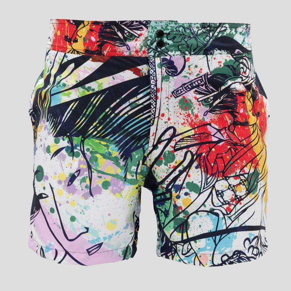custom mens shorts
