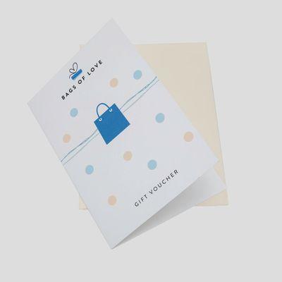 personliga presentkort