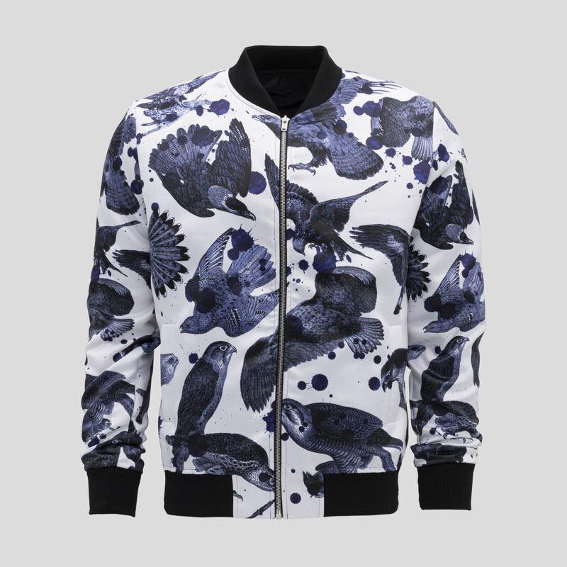Custom Bomber Jacket. Bomber Jackets For Men. No Minimums