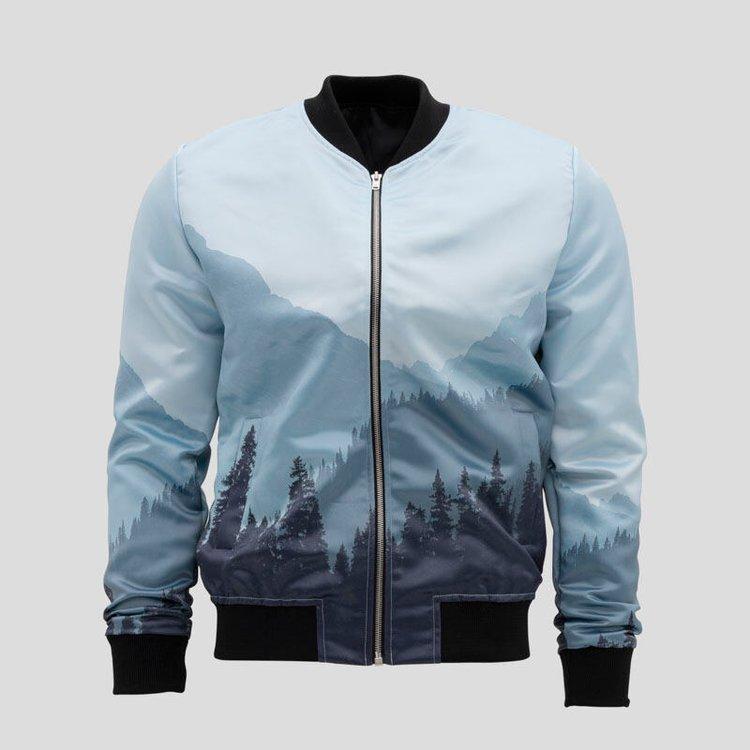 custom bomber jacket new zealand