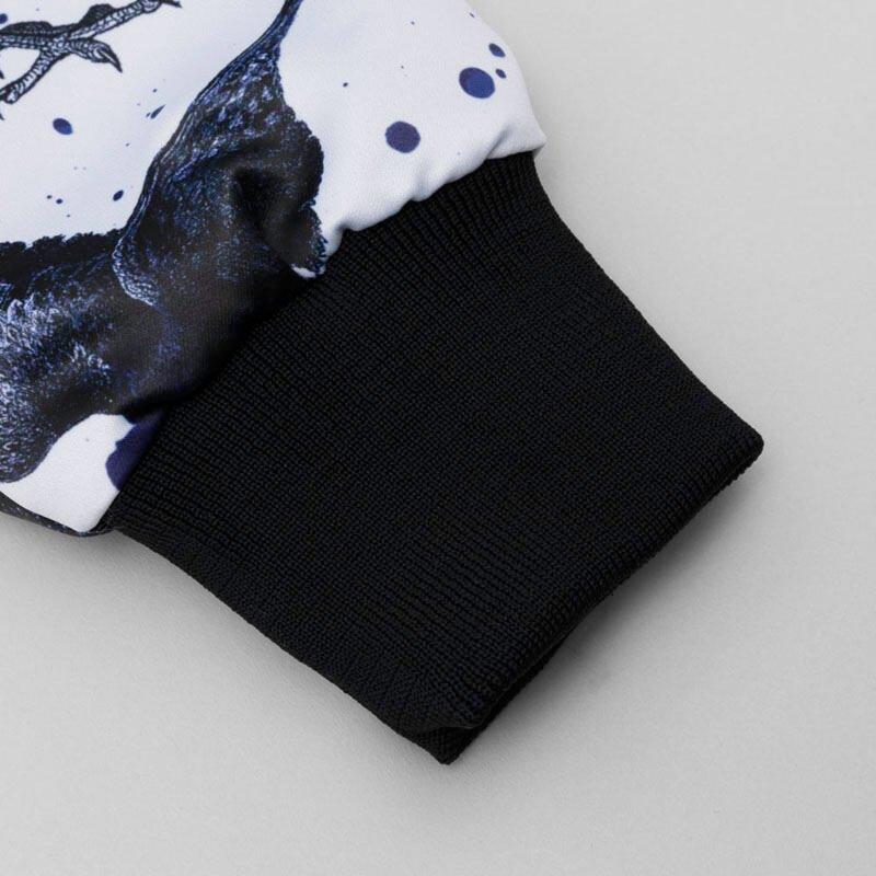diseña chaquetas online personalizadas manga