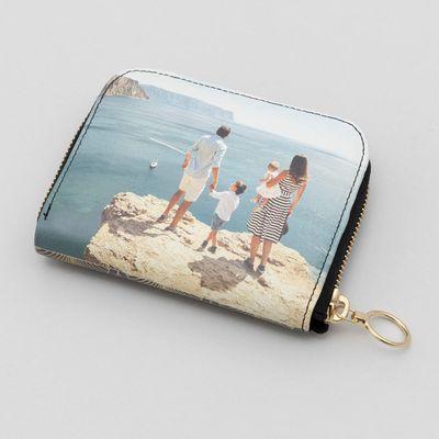 Mini portafoglio personalizzato