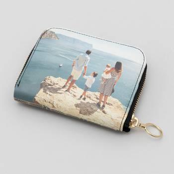 personalisiertes mini portemonnaie