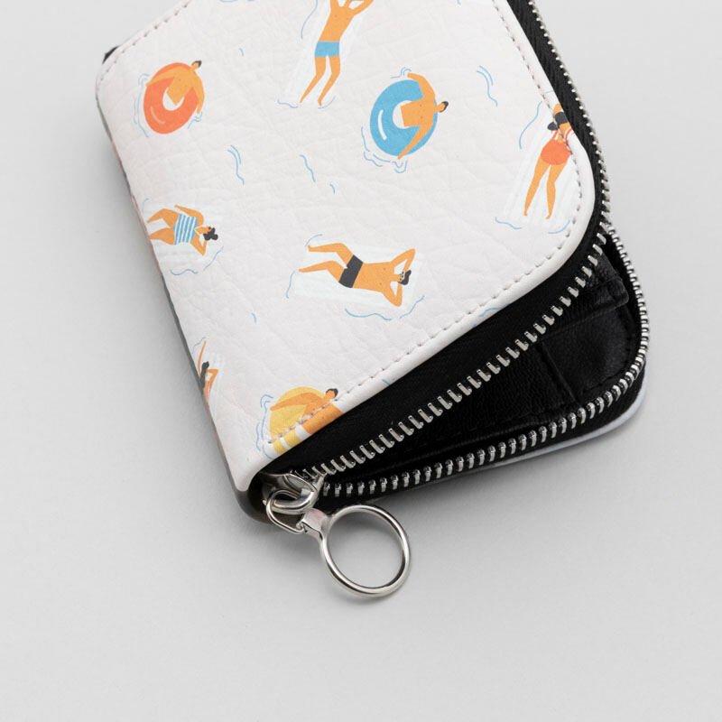 bespoke leather wallet UK