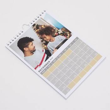 calendario con fotos