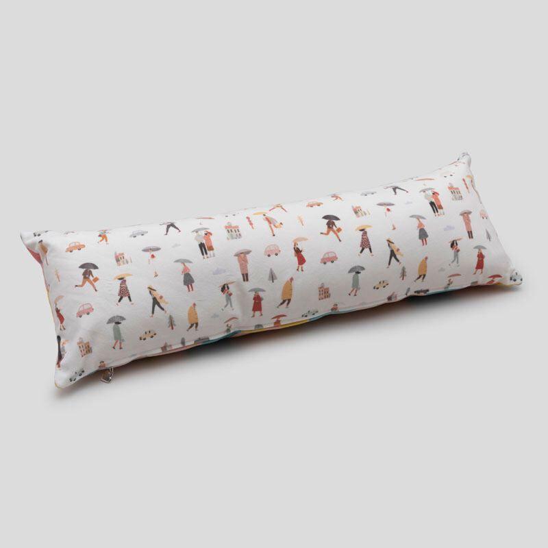 custom long pillow