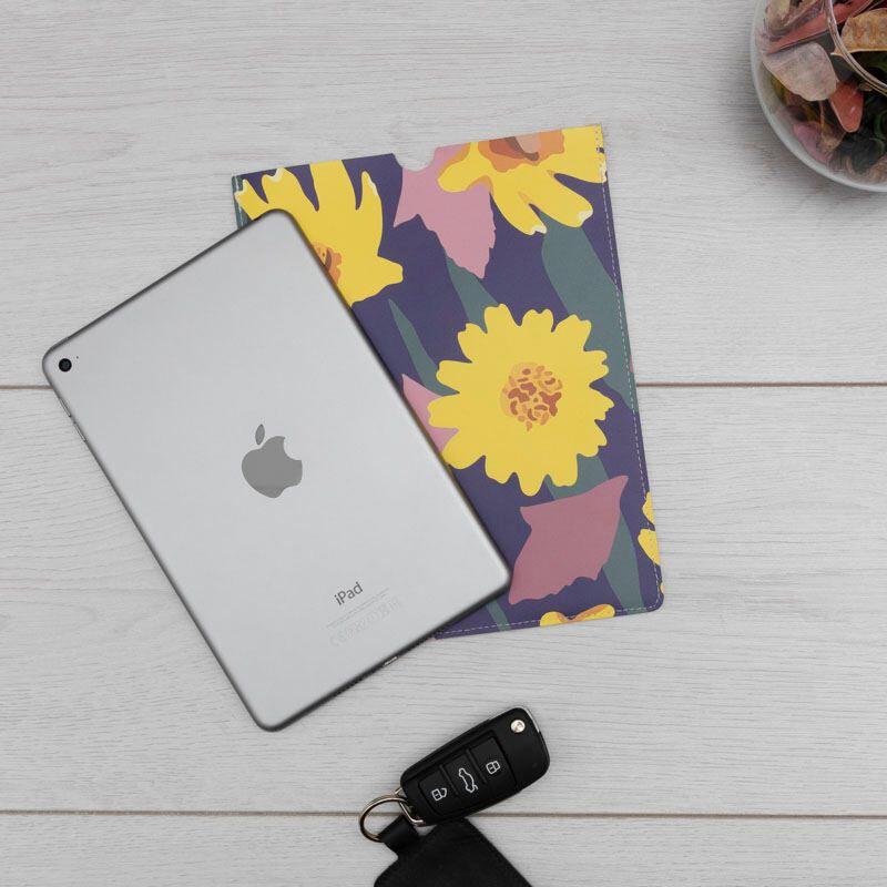 iPad Mini Lederhülle bedrucken