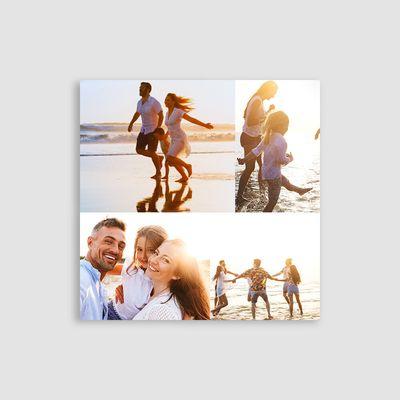 lienzo collage personalizado