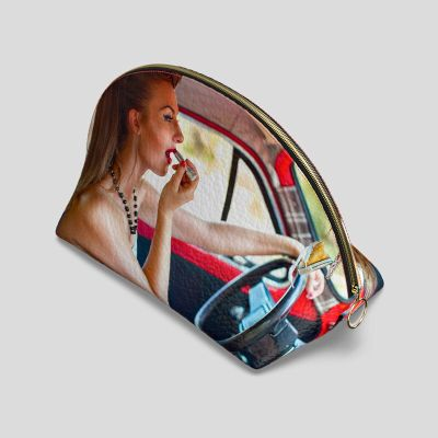 bolsa maquillaje personalizada foto