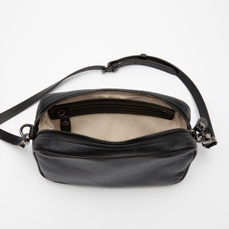interno della borsa mini personalizzata