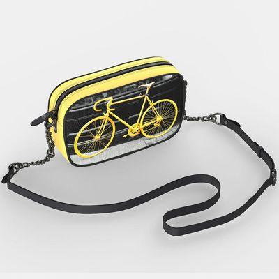 Borsetta Rettangolare Personalizzata  camera bag