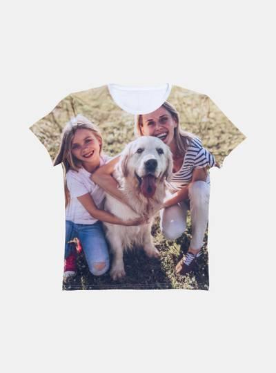 写真プリントTシャツ オリジナル