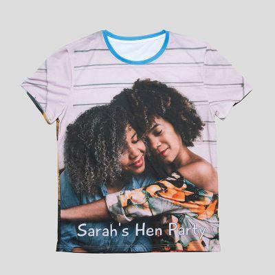 stampa maglietta personalizzata