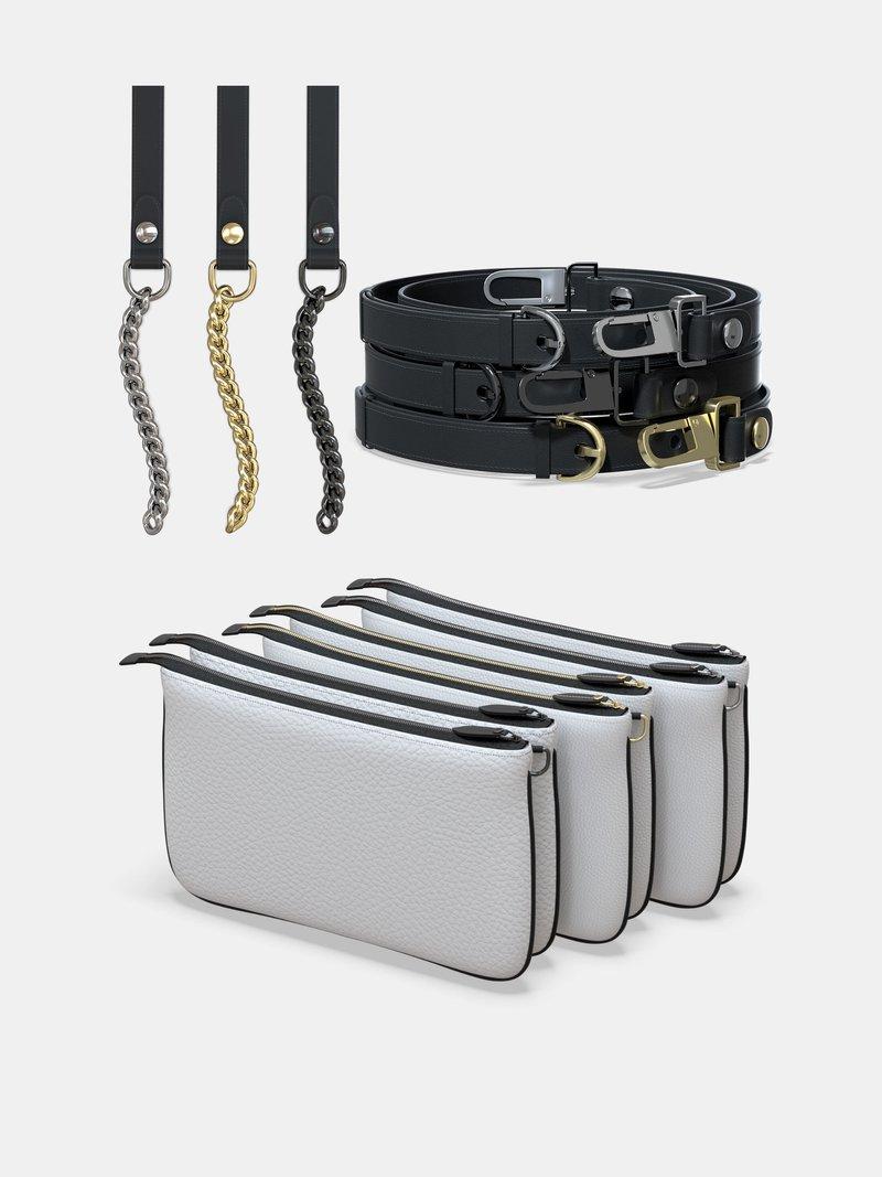Produktoptionen Pochette Handtasche