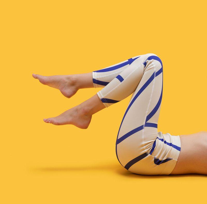 Leggings a Vita Alta Personalizzati