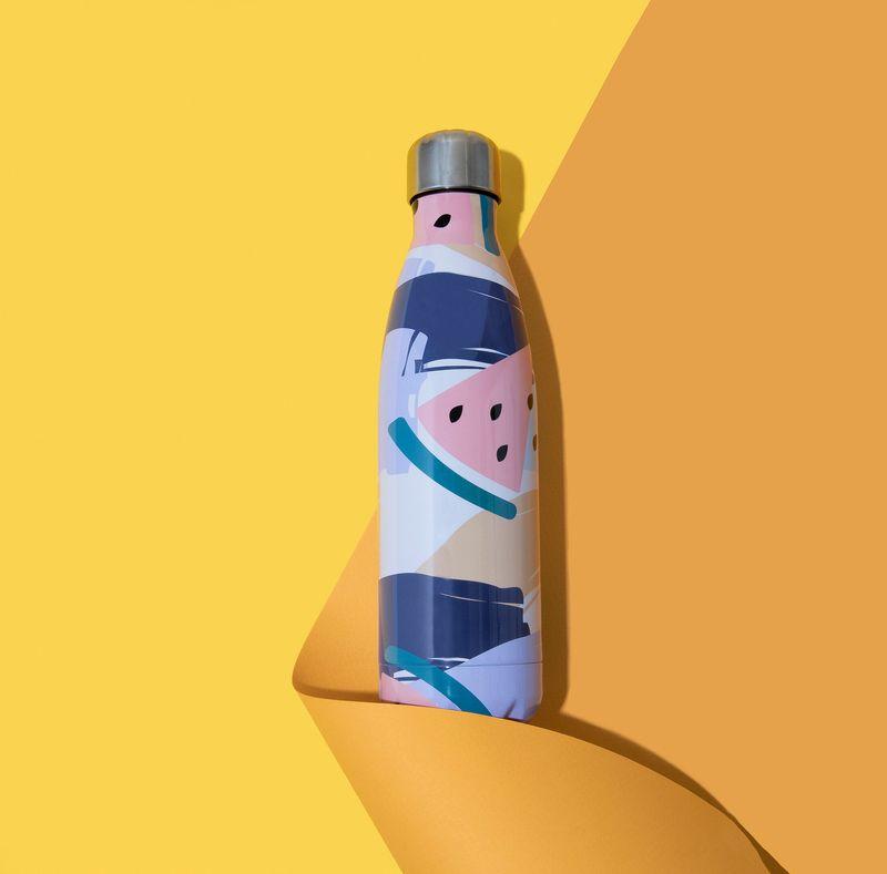 Edelstahl-Isolierflasche