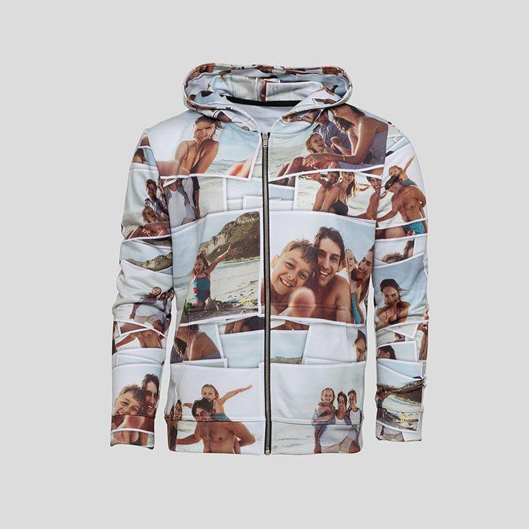 custom design hoodie