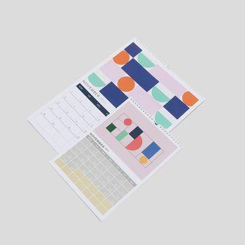 Wandkalender selbst gestalten