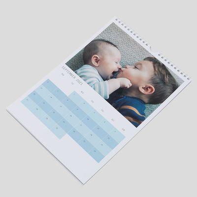 フォトカレンダー デザイン製作