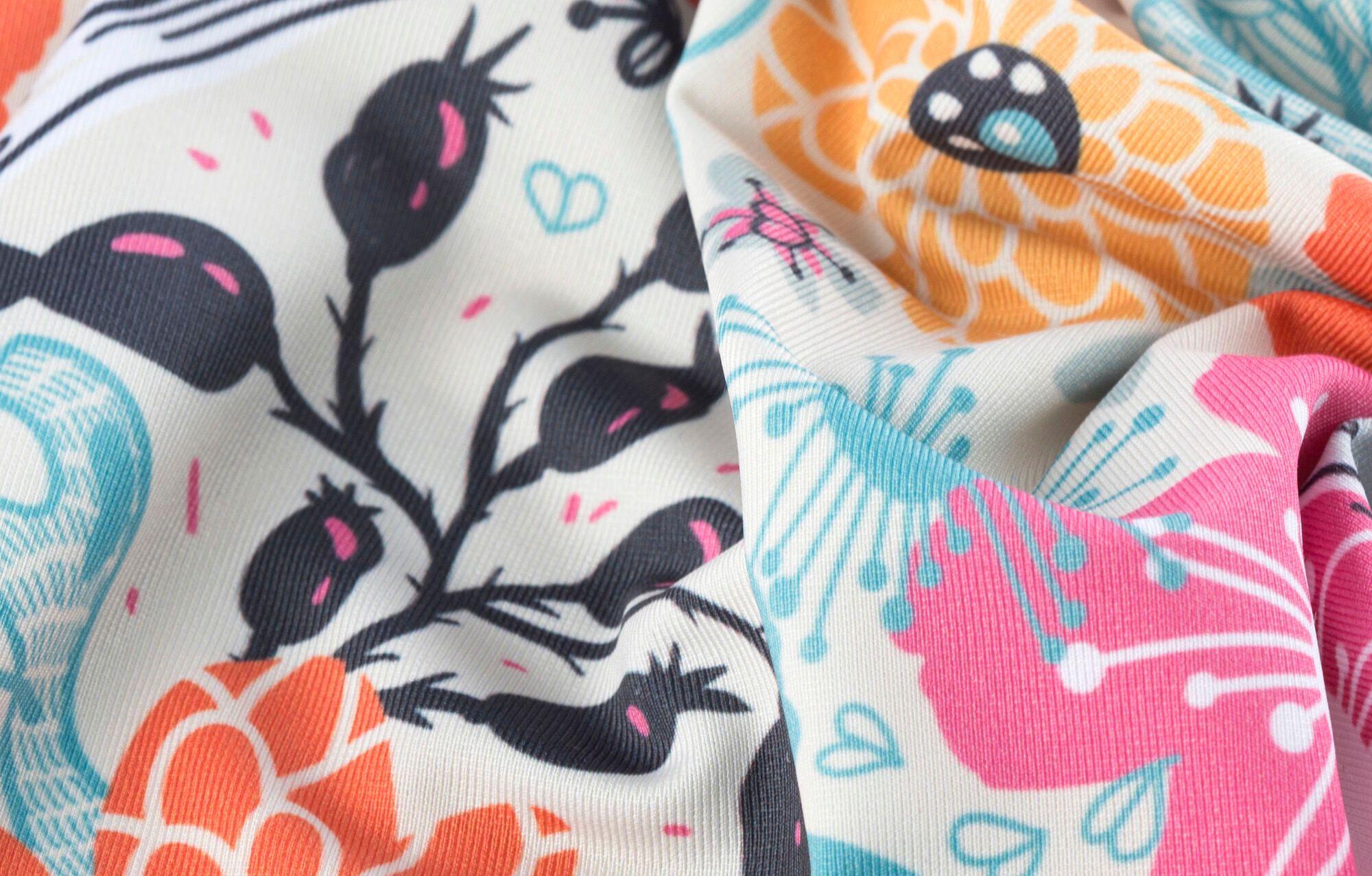tissu pour tricot