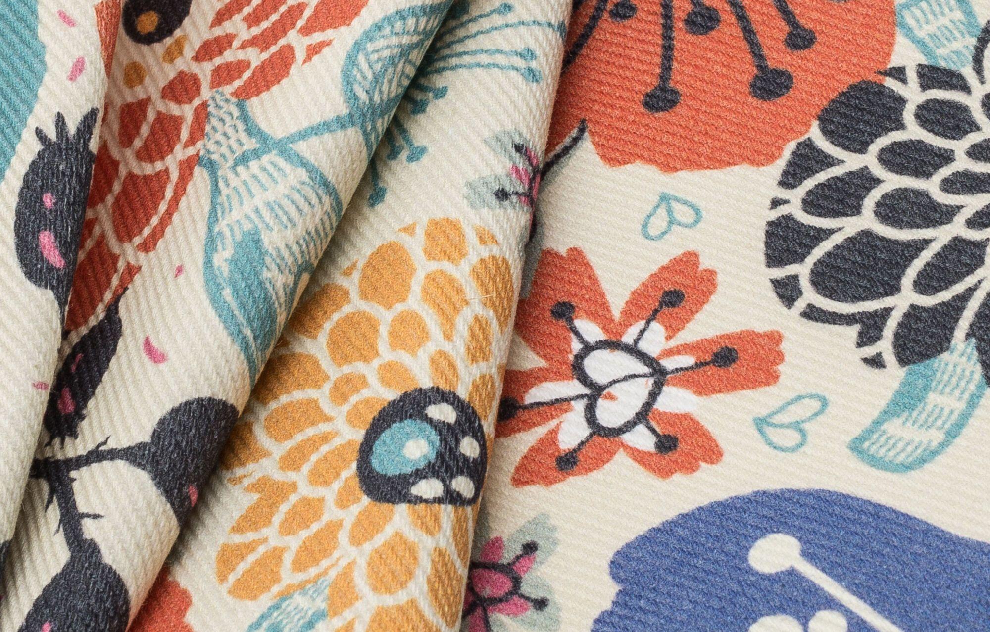 stampa su tessuti per pantaloni