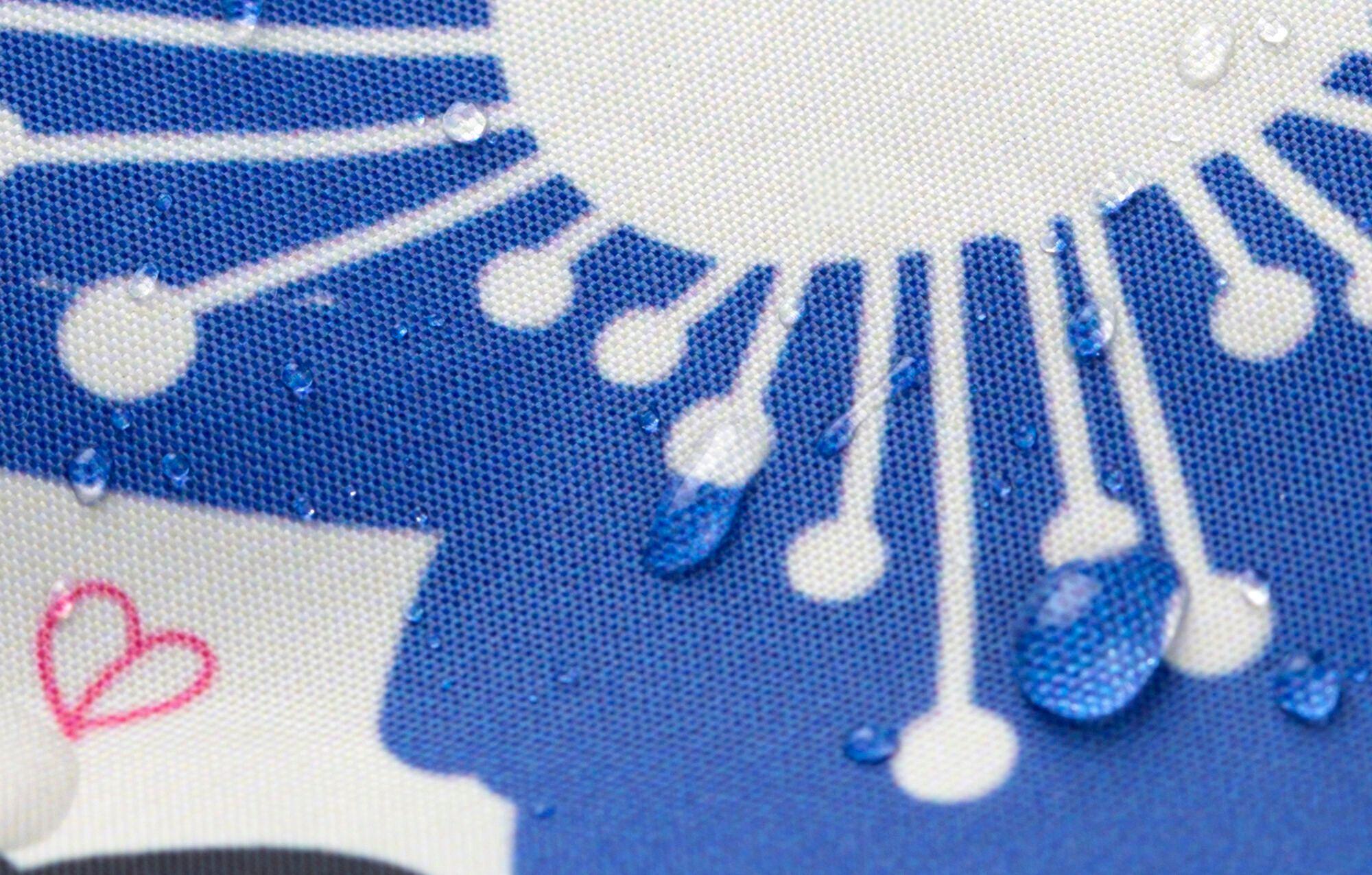 Fabric Icon Waterproof