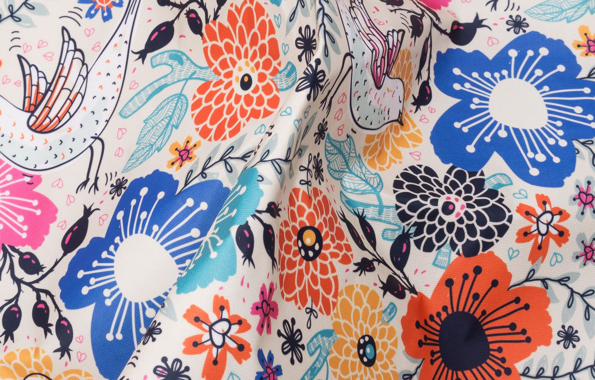 Textiler möbeltapetsering